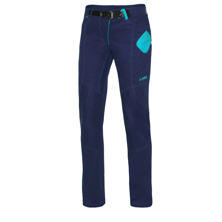Kalhoty Direct Alpine Yucatan indigo/menthol