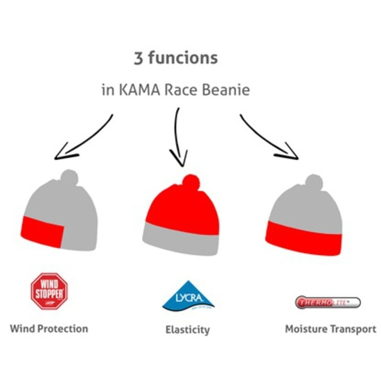Běžecká čepice Kama AW03