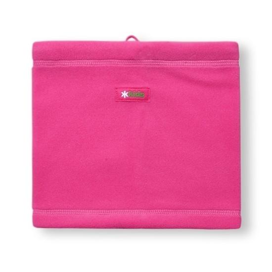 Dětská fleecová čepice/nákrčník Kama B14 barvy Kama: 114-růžová