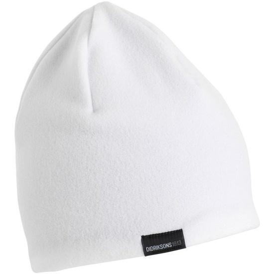 Čepice Didriksons Probe 592102 barva: bílá