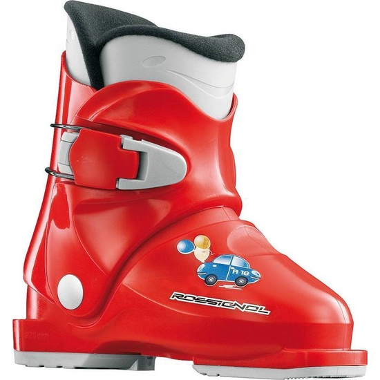 Lyžařské boty Rossignol R18 Red RB76010