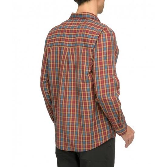 Košile The North Face M L/S RAMBLA SHIRT A6KDE6M