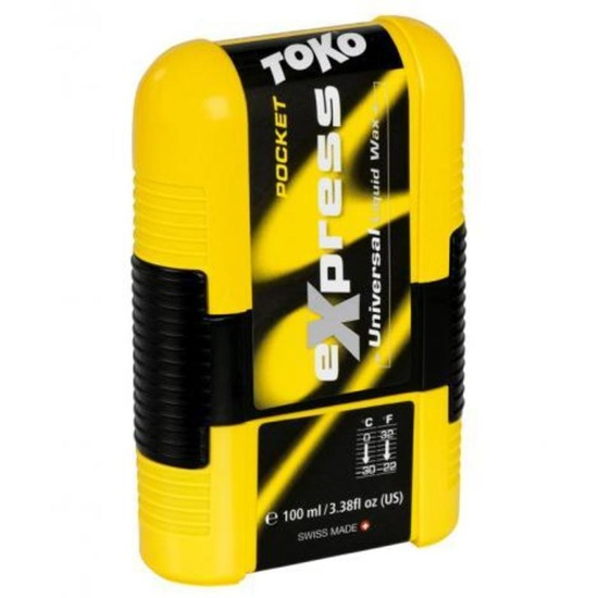 Sjezdový vosk TOKO Express Pocket