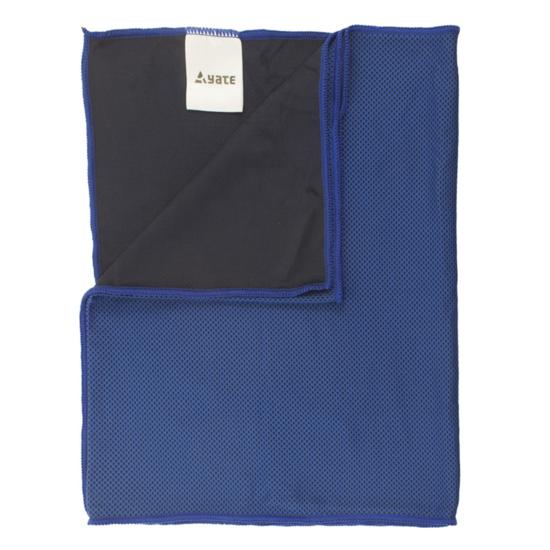Chladicí ručník Yate barva modrá 30 x100 cm