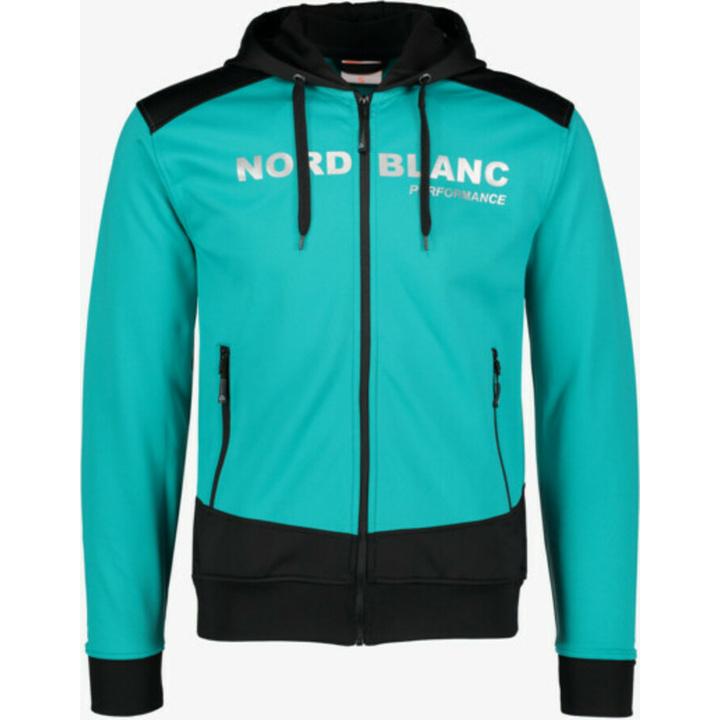 Pánská sportovní mikina Nordblanc s kapucí NBSMS5615_MOL