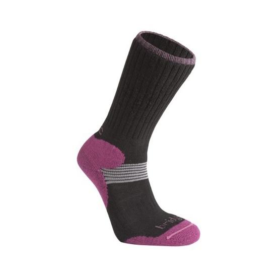 Ponožky Bridgedale Cross Country Ski Women´s 845 black
