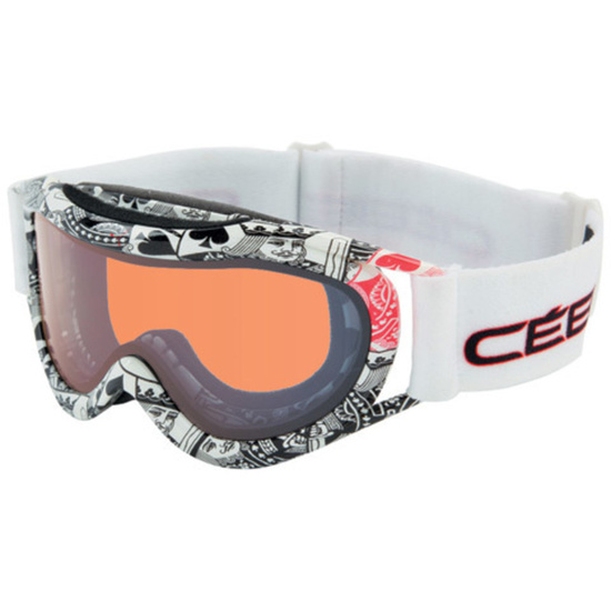 Brýle Cébé Super Marwin Black Poker 1060-B788 S