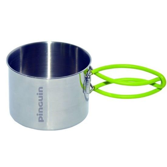 Hrnek Pinguin Steel Mug 0,5l