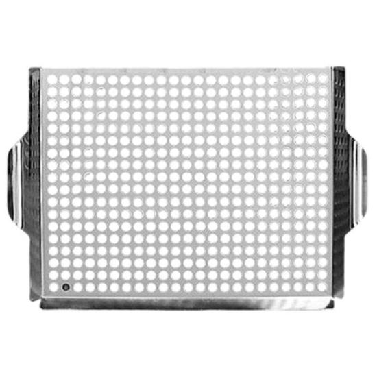 Grilovací miska SOL 40x30 cm nerez 70.11130S