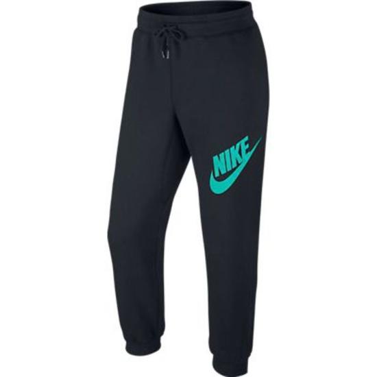 Kalhoty Nike AW77 FLC CUFF Pant-Logo26 647567-013