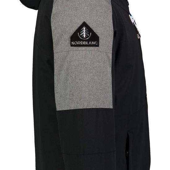 Pánská lyžařská bunda Nordblanc TidAlloy NBWJM6901_CRN