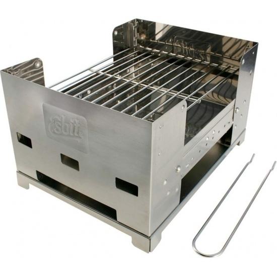 Skládací gril Esbit BBQ300S
