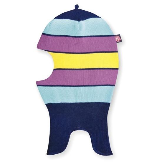 Dětské pletená kukla Kama DB19 108 tmavě modrá