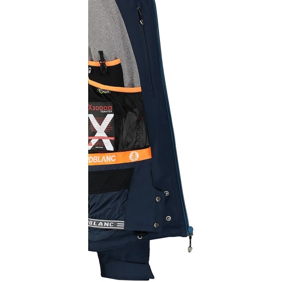 Pánská lyžařská bunda Nordblanc Manful NBWJM7300_NOM