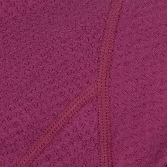 Dámské triko Sensor MERINO DOUBLE FACE lilla 15100032