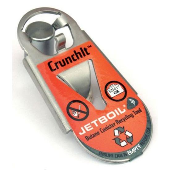 Jetboil CrunchIt Likvidátor kartuše