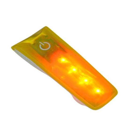 Reflexní sponka + LED Tempish