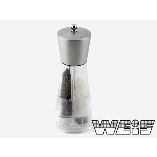 Mlýnek Weis na pepř a sůl dvojitý 11241