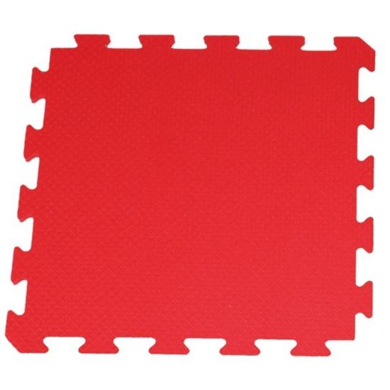 Podložka Yate Fitness Homefloor 50x50x1,5cm červená