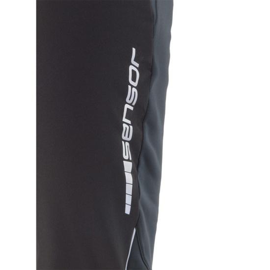 Pánské kalhoty Sensor Profi černé 14200049