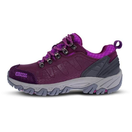 Dámské kožené outdoorové boty NORDBLANC Rocky lady NBLC84 FIA