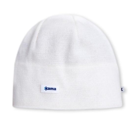 Čepice Kama A02 101 přírodně bílá