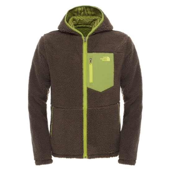 Svetr The North Face M REVERSIBLE BRANTLEY HOODIE CYF3CHE