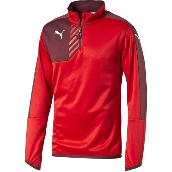 Triko Puma Mestre 1 4Zip Training 654370011