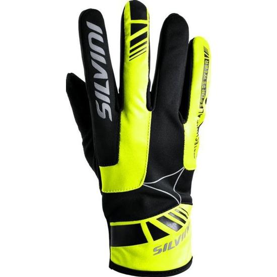 Dámské rukavice Silvini CONTU UA507W black-neon - GAMISPORT.cz eec3bf5d59