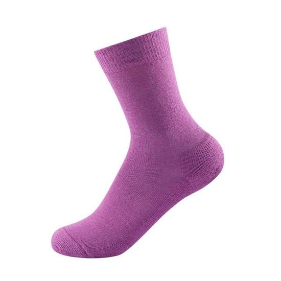 Dětské ponožky Devold Daily Medium Kid Sock 3Pk Girl Mix SC 593 023 A 370A