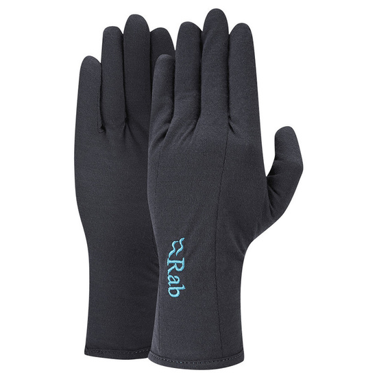 Rukavice Rab Forge 160 Glove Women's ebony/EB