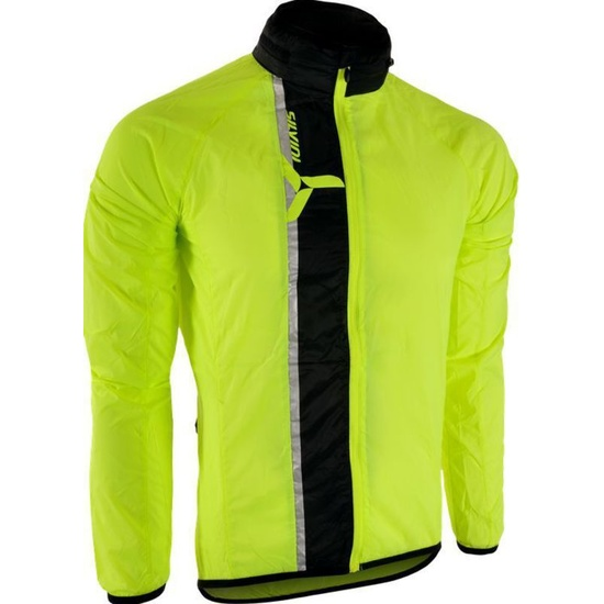 Pánská ultra light bunda Silvini GELA MJ801 neon-black