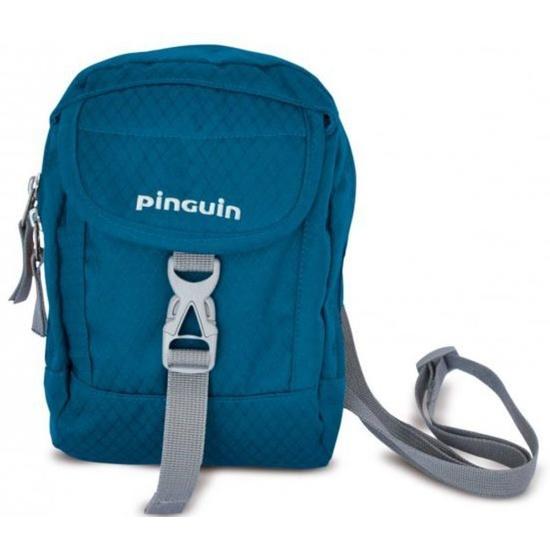 Ledvinka Pinguin Handbag L Blue