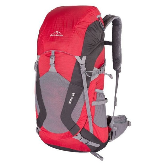 Batoh Fjord Nansen Bodo 32 red/black 44345