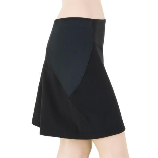 Dámská sportovní sukně Sensor Infinity černá 16100060
