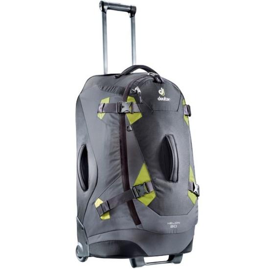 Cestovní taška Deuter Helion 80 black-moss (35852)