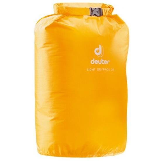 Vodotěsný vak Deuter Light Drypack 25 sun (39282)