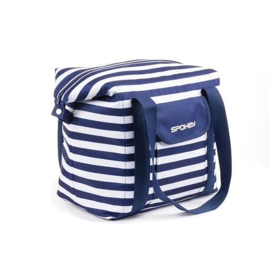Plážová termo taška Spokey SAN REMO námořnické pruhy