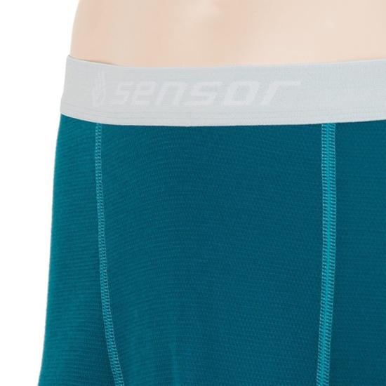 Pánské boxerky Sensor Double Face safír 16200051