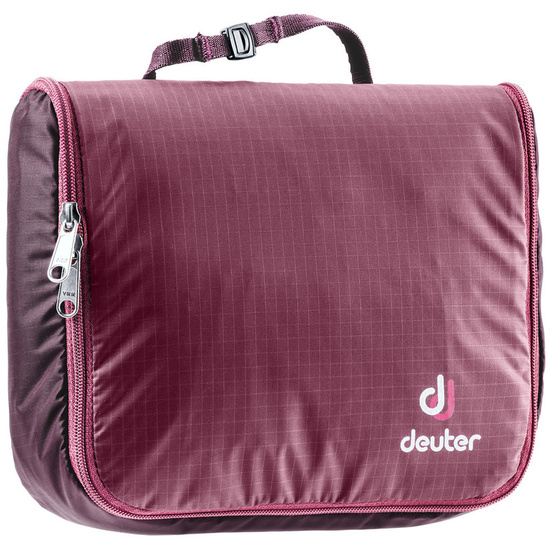 Hygienické pouzdro Deuter Wash Center Lite I maron-aubergine