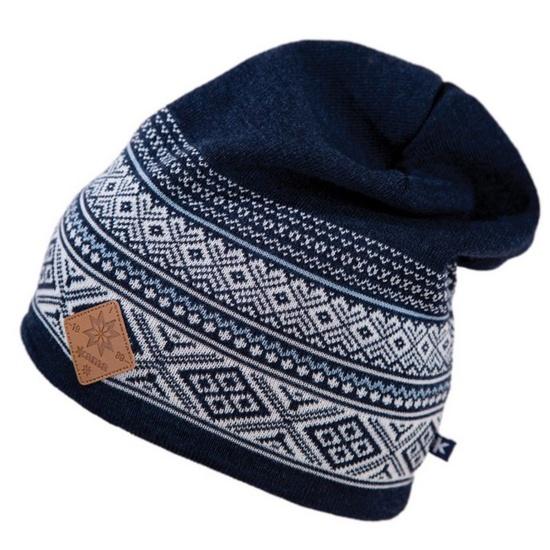 Čepice Kama A101 108 tmavě modrá