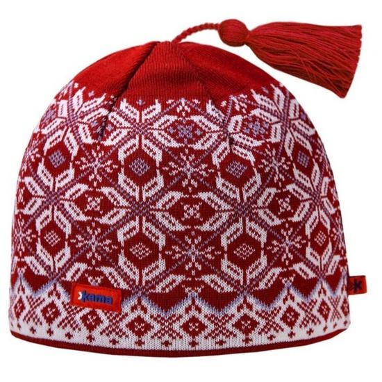 Čepice Kama A57 104 XL červená
