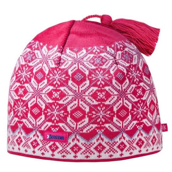 Čepice Kama A57 114 XL růžová