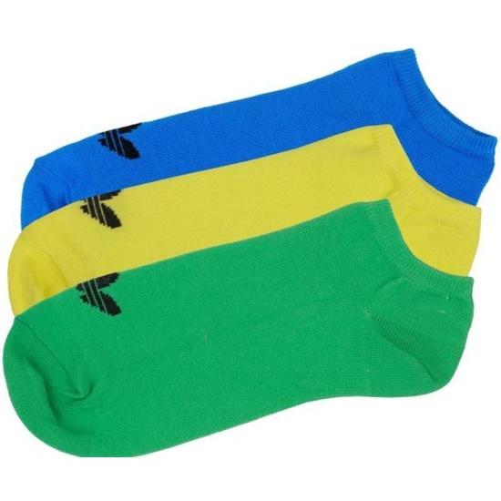 Ponožky adidas Trefoil Liner Socks 3P AJ8899