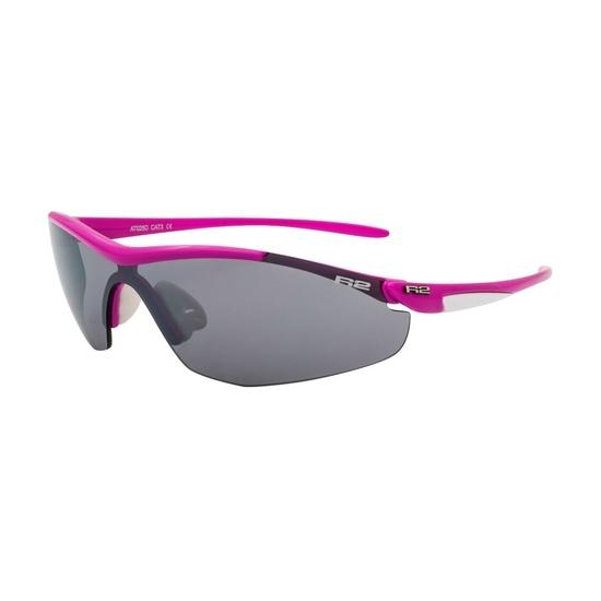 Sportovní sluneční brýle R2 LADY růžové AT025D