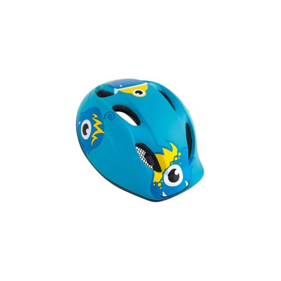 Dětská helma MET Buddy příšerky/modrá