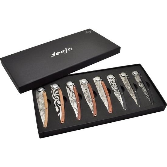 Deejo sada 8 nožů Tatto 37G DEE012
