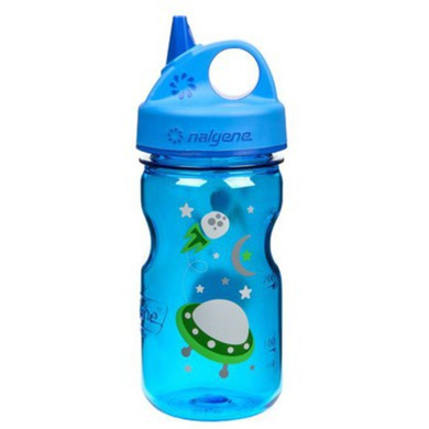 Láhev Nalgene Grip´n Glup 350ml 2182-1912 blue space
