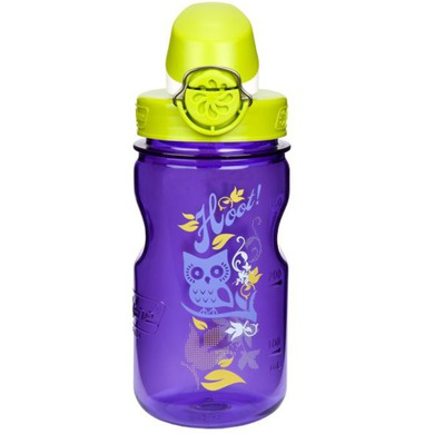 Láhev Nalgene OTF Kids 350ml 1263-0003 purple hoot