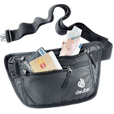 Ledvinka Deuter Security Money Belt I black (3910216)